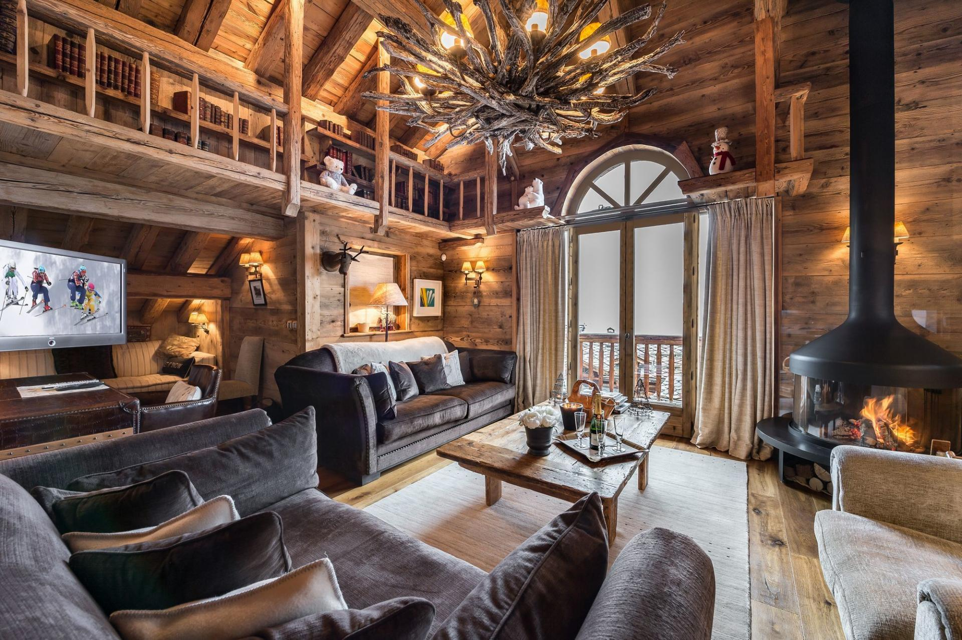 CHALET BELLECOTE, A LUXURY CHALET RENTAL IN COURCHEVEL FOR OUR SKI HOLIDAY